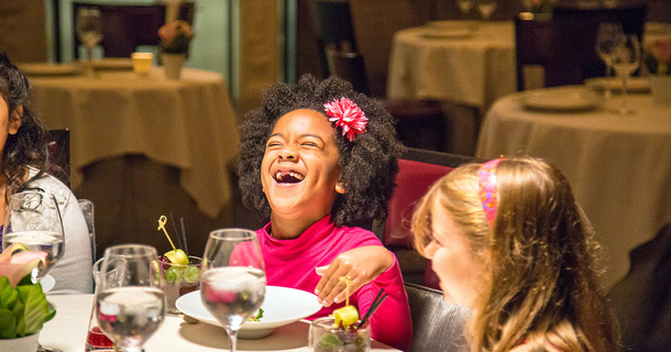 Second Graders Go For A Seven-Course, $220 Meal And The Reactions Are Priceless